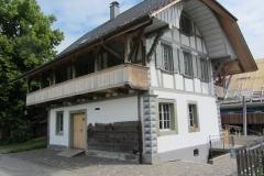 Alte Schmitte Ferenberg bei Wynigen Denkmalgeschütztes Objekt2