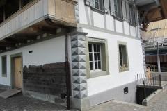 Alte Schmitte Ferrenberg bei Wynigen Denkmalgeschütztes Objekt 1