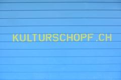 Beschriftung Kulturschopf Burgdorf Steinhof