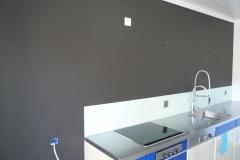 Küche Le Corbusier-farben